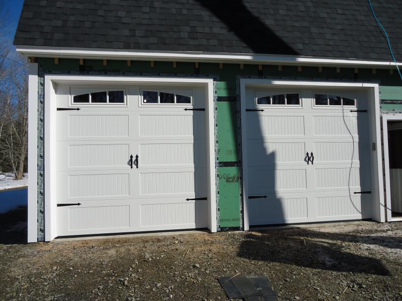 wood introduces grain new woodgrain garage haas door options doors