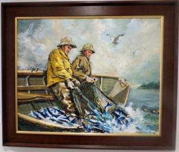 """Robert """"Bob"""" McKay, Boothbay Harbor, ME"""