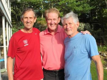 Rick, Brad and Bill Barton