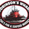 robinsons wharf boothbay southport restaurant