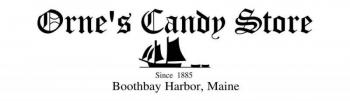 ornes candy store, mutt scrub, boothbay harbor