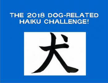 two salty dogs haiku challenge